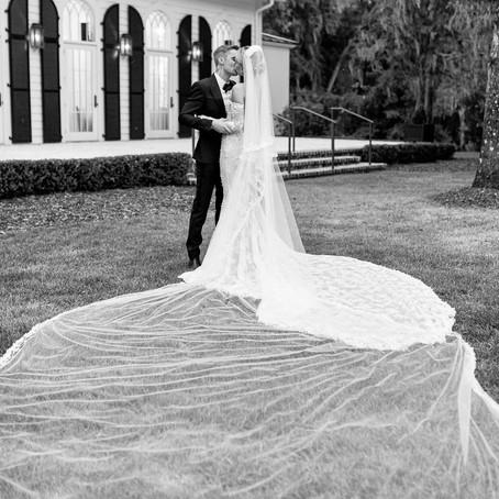 10 самых знаменитых стильных свадебных образов