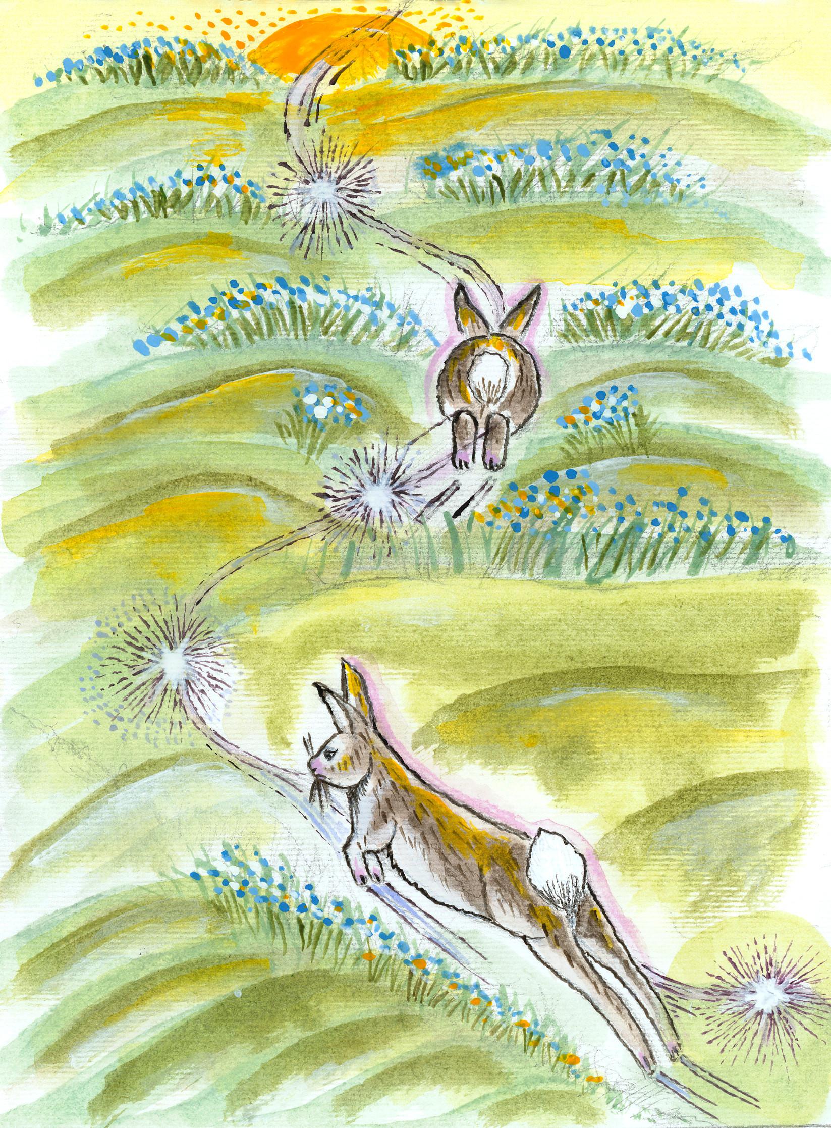 Bounding Bunnies