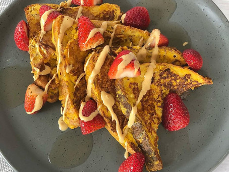 Pumpkin Puree French Toast