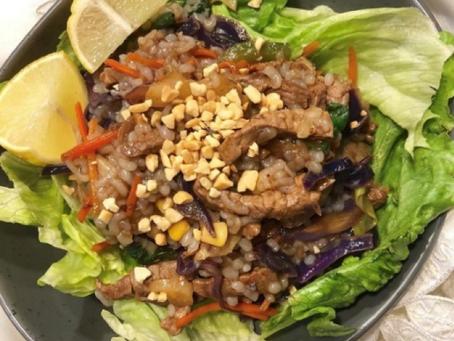 Beef San Chow Bow