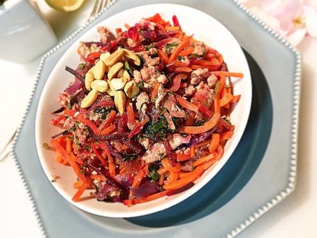 Turkey Mince Chow Mein