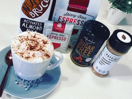 Perfectly Healthy Mocha Coffee