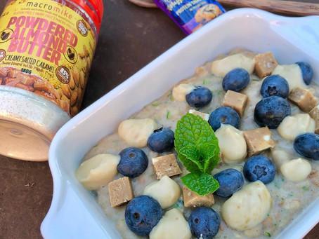 Blueberry zoats