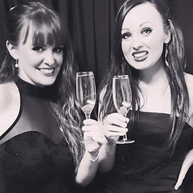 Fab Gig! 🎶🎶🎶🎶 #Gig #Girls #Gussiedup #Sound #Sing #Stunning #Bubbles #rudenotto #Sorrynotsorry