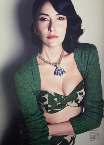 Lisa S. Super Model