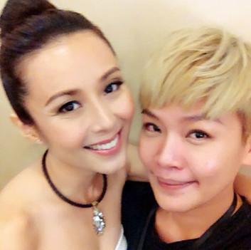 Priscelia Chan, actress
