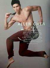 Allen Chen, Taiwan Actor