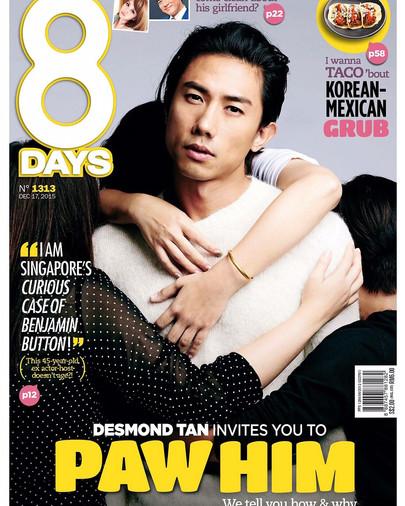 8 Days - Desmond Tan