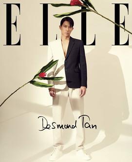 Elle Singapore - Desmond Tan