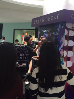 Urban Decay Product Launch