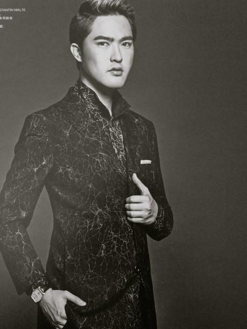 Lee Teng, host, actor