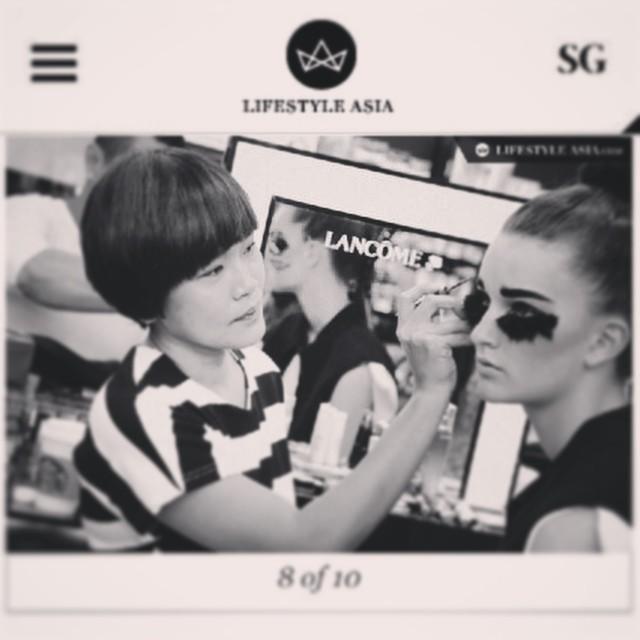 Lancome Grandiose Mascara Launch