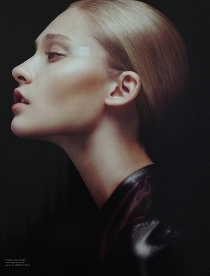 Style - beauty, makeup