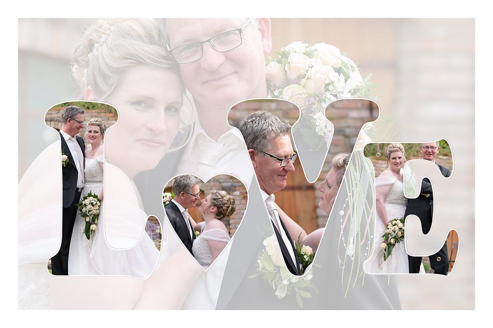 Hochzeitsfotografie, Collagen
