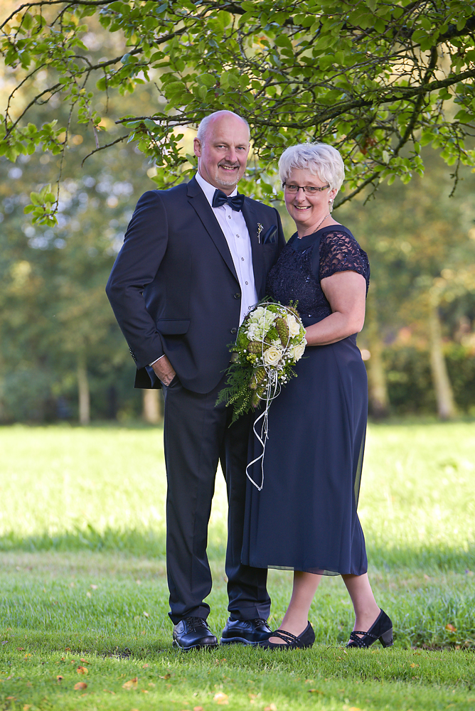 Hochzeitsfotografie Silber