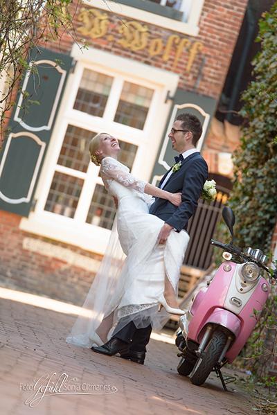 Hochzeitsfotografie Vintage Look