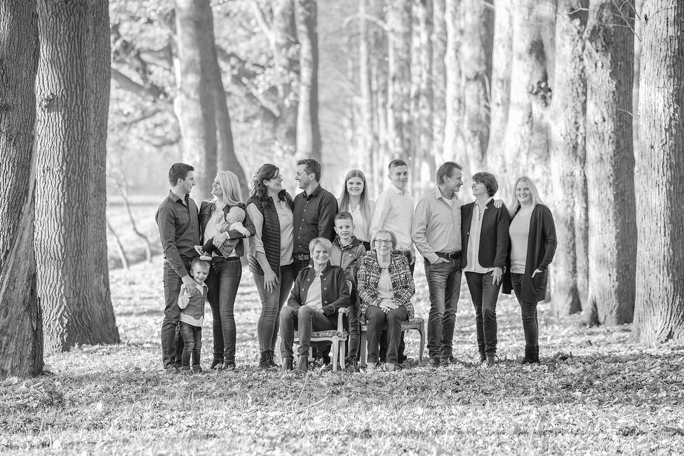 Familienfoto 3 Generationen