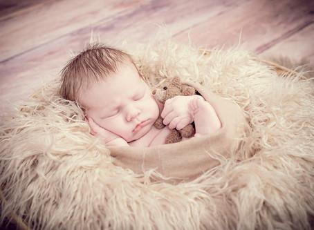 Neugeborenenshooting - Wichtige Infos