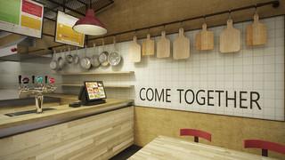 מסעדת בורגרים