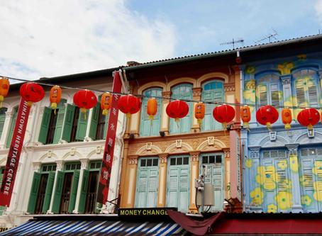 仕事を辞め海外留学へ帯同した妻が海外生活を楽しむポイントin Singapore
