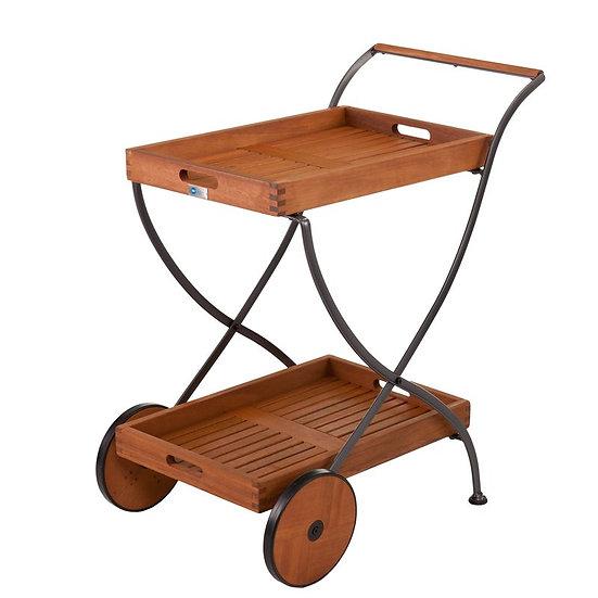 Top Deck Bar Cart