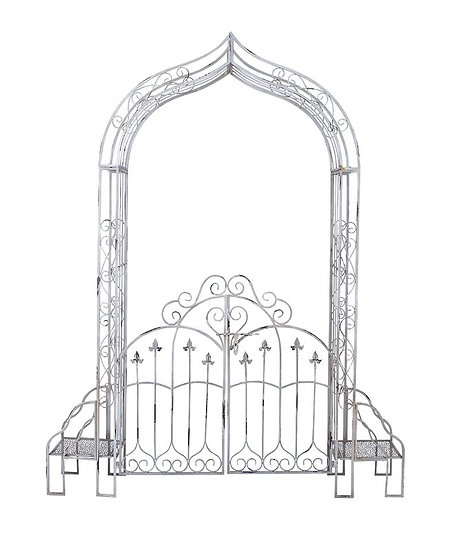 Chateau Outdoor Iron Gate