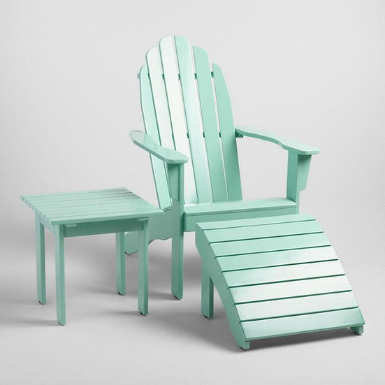 Lopez Chair Collection - Seafoam