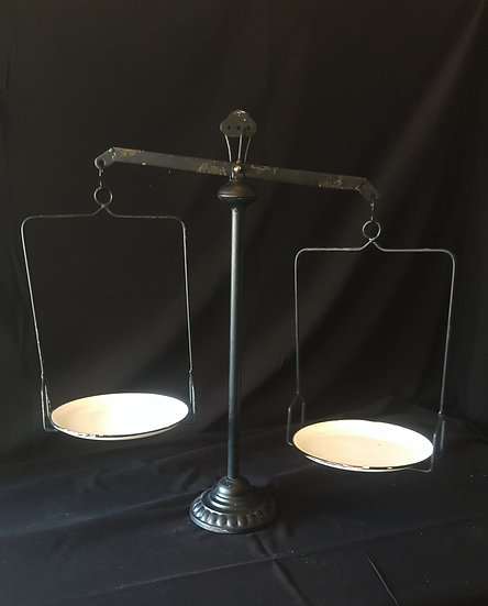 Enamel Weighted Scales