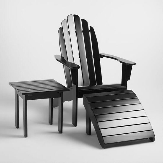 Lopez Chair Collection - Black