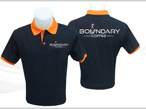 Boundary Coffee T Shirt