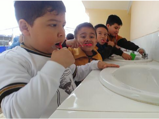 Da inicio el Programa escolar de Cepillado Diario. BANDERILLA, UNA SONRISA MÁS BRILLANTE