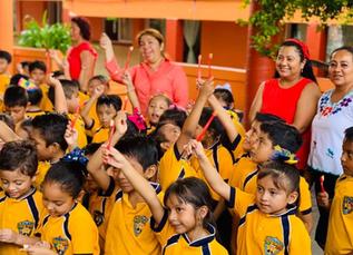 El programa CEPIDI cierra el año con 20,000 sonrisas en el estado de Veracruz.
