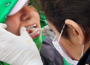 """Inicia programa piloto """"Sonrisas del campo"""" en Jacona de Placarte."""