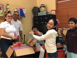 Comienza Programa de Cepillado Diario en escuelas primarias de Quintana Roo.