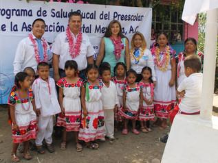 Declaratoria de re acreditación en  Huejutla, Hidalgo.