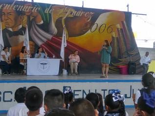 """Da comienzo el """"Programa de Cepillado Diario Escolar"""" en Reynosa, Tamaulipas."""