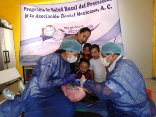 Finaliza el Programa de Salud Bucal del Preescolar ciclo 2018-2019 en preescolar de Zacatecas.