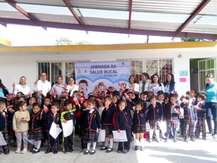 Sonrisas sanas en Xalapa, Veracruz. (CEPIDI)