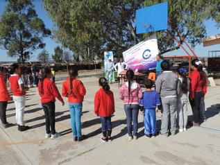 Zacatecas continua en la lucha contra la caries dental