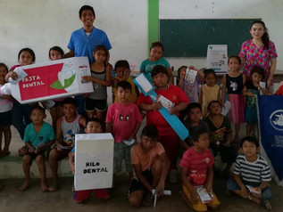 Pláticas de sobre la importancia de la salud bucal en centros DIF en comunidades de Campeche.
