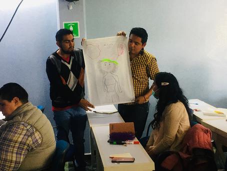 Capacitación a personal y voluntarios de Fundación ADM, en materia de derechos Humanos.