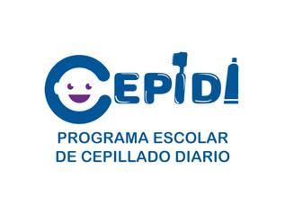 CEPIDI Programa Escolar de Cepillado Diario.