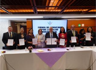 Firman Dentistas y Diputados de México Convenio único en el Mundo