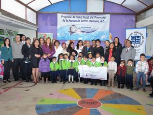 Declaratoria de reacreditación en Tulancingo, Hidalgo. (PSBP)