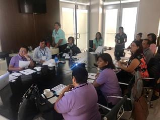 Reunión regional sureste del Programa de Salud Bucal del Preescolar.
