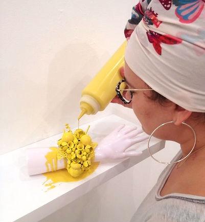 Art Exhibition - Yael Keila Sagi art