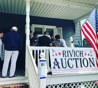 Rivich Auction Estate Sale Chicago