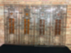 Tiffany Windows Rivich Auction Chicago