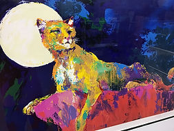 LeRoy Neiman Rivich Auction Chicago Fine Art