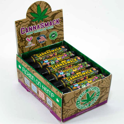 CannaSmack All Natural Point of Sale Display Boxes